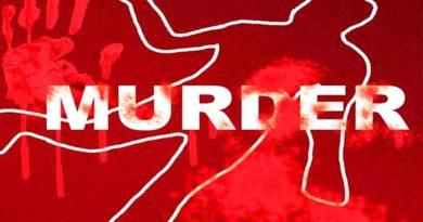 murder in farmer field in barabanki