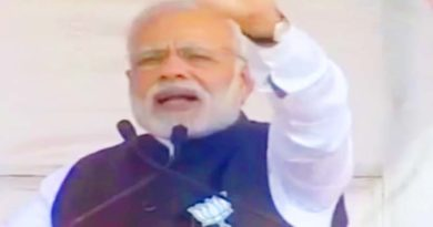 narendra modi Ghaziabad speech on akhilesh yadav