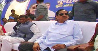 nasimuddin siddiqui attack on pm narendra modi in ambedkarnagar