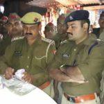 पुलिस ने बरामद किये लाखो रुपये