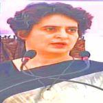 यूपी को किसी को गोद लेने की जरूरत नहींः प्रियंका गांधी