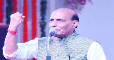 rajnath singh attack on pakistan gives statement on ayodhya