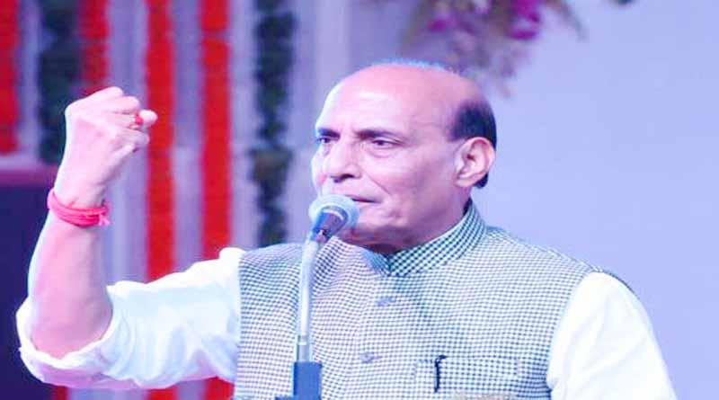 rajnath singh attack on pakistan gives statement on ayodhya