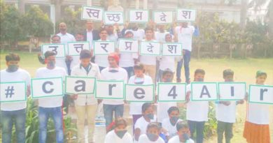save environment campaign faizabad