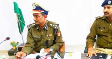 taken strict action against spread disturbances during election dig azamgarh