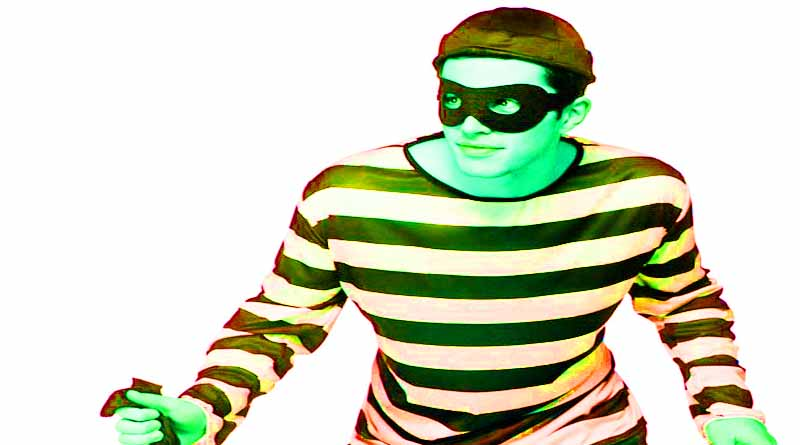 thief died during theft ballia