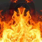 आग की लपटों में जला मासूम, लाखो का समान हुआ खाक,घंटो बाद पहुंची पुलिस