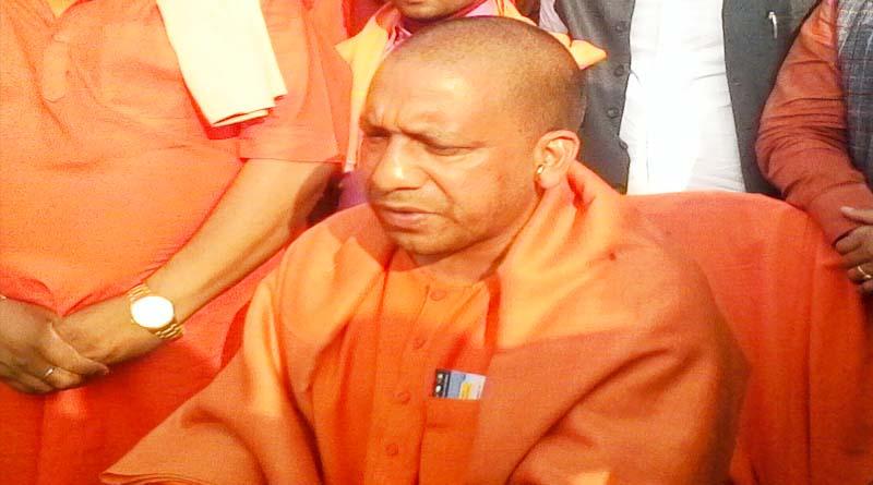 yogi adityanath bjp mp says all problems for ram mandir are solved