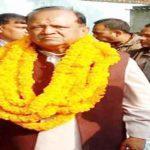 राजेंद्र उर्फ़ मोती सिंह के मंत्री बनने पर पट्टी प्रतापगढ़ में झूम उठे लोग