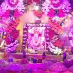 बालाजी महाराज मंदिर में मनाया गया वार्षिकोत्सव