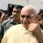 यूपी के मुख्यमंत्री की दौड़ में शामिल मनोज सिन्हा का यह रहा राजनीतिक सफर