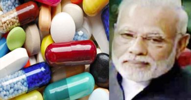 modi and medicine