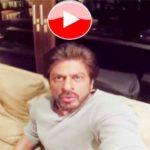 शाहरुख़ खान के घर मन्नत में आया भूत देखिए विडियो