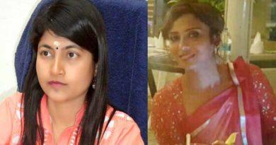 b chandrakala and kinjal singh
