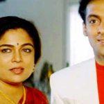नहीं रही सलमान खान की रील लाइफ माँ ,फिल्म जगत में शोक की लहर