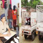 बलिया पुलिस की बड़ी कामयाबी ,पकड़ा गया बाइक चोरों का गैंग