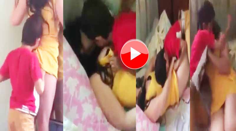 boy doing sex with girl viral video