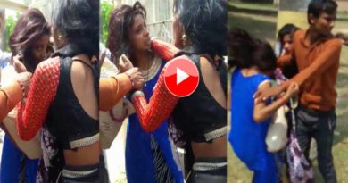 faizabad gulabbadi wife caught husband with girl