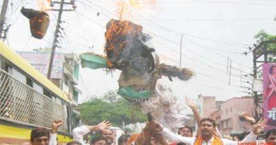 hindu yuva vahini ballia