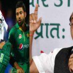 खेल मंत्री विजय गोयल का पाक को दो-टूक, आतंकवाद रोके तब खेलेंगे क्रिकेट