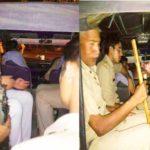 क्या समाजवादी छात्र नेताओं से डर गई योगी सरकार !मोदी के लखनऊ आने से पहले कई छात्र नेता गिरफ्तार