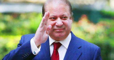 nawaj sharif pakistan