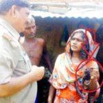 आजादी के महानायक मंगल पांडेय के गाँव में पहुंचा चोटी कटवा लोगो में दहशत