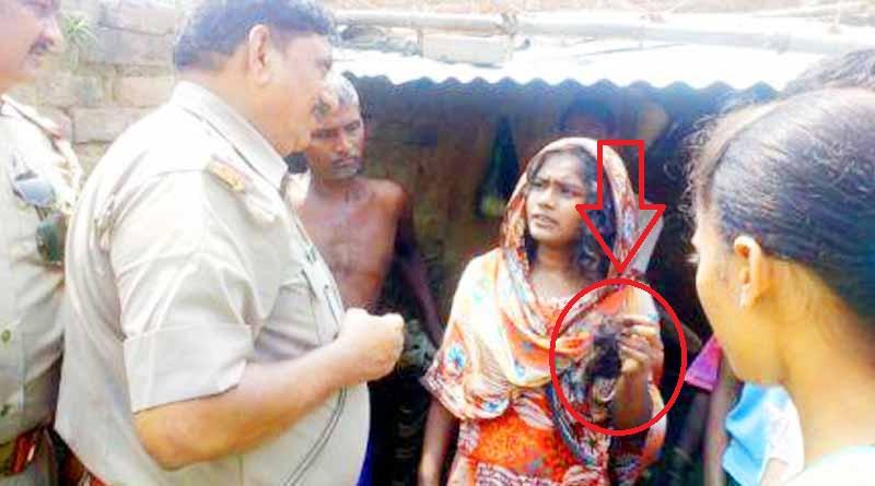 ballia chhoti katwa gang चोटी कटवा गैंग चोटी कटवा खबर