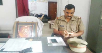 kal bhairav in police staion in pm narendra modi counsituncy