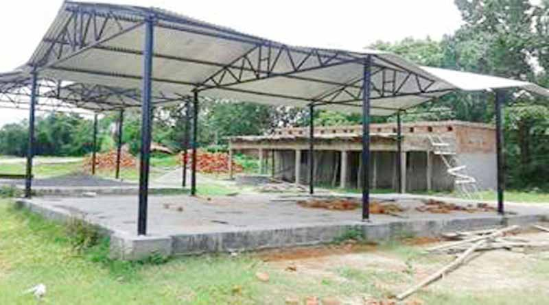 cremation ground