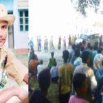 बलिया के शहीद का शव पहुँचते ही मचा कोहराम
