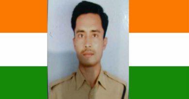 bijendra bahadur singh bsf constable ballia