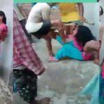 लड़के के साथ कमरे में पकड़ी गयी लड़की, विडियो में देखे क्या हुआ अंजाम
