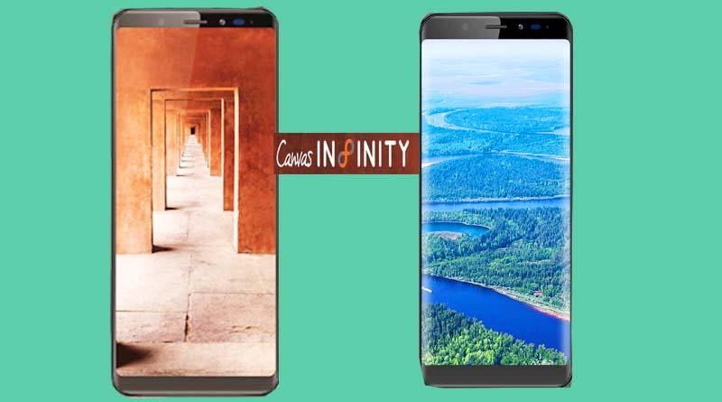 micromax canvas infinity