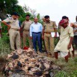पुलिस ढूढ़ रही है राख से मौत का राज, जानिए पूरा मामला