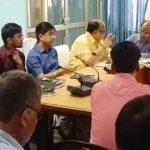 बस्ती में प्रधानमंत्री की शौचालय योजना को पलीता लगाने वालों पर गिरी गाज