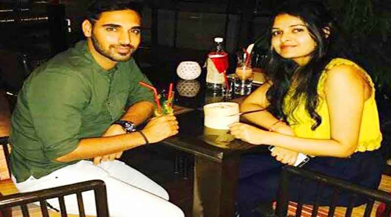 bhuvneshwar kumar and girlfriend nurpur on date