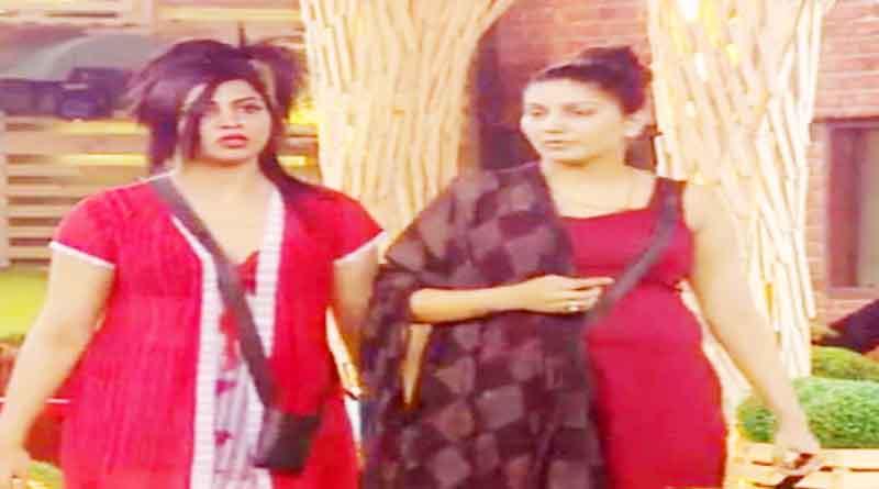 big boss season 11 sapna chaudhary in home