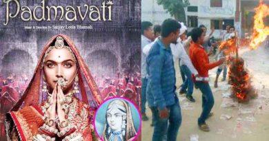 padmwati movie protest