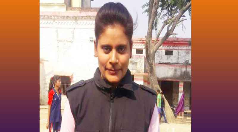 ballia international player preeti gupta,बलिया प्रीती गुप्ता ,ballia kho kho player preeti gupta