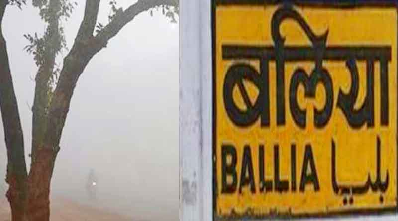 BALLIA COLD WINTER