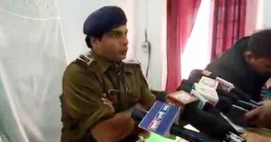 faizabad police statement on fake journalist