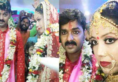 बलिया की ज्योति सिंह संग वैवाहिक बंधन में बंधे गायक और अभिनेता पवन सिंह