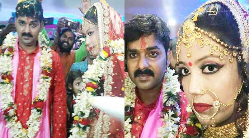 phojpuri singer and actor manoj singh marriage