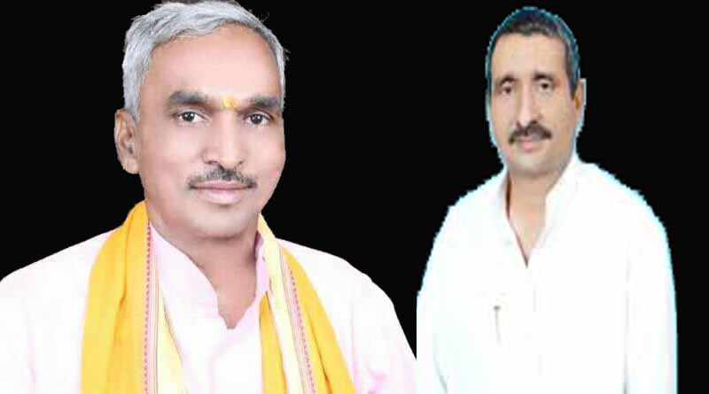 bjp mla surendra singh and kuldeep sengar