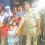 गोंडा पुलिस ने उठाया ऐसा कदम, बच्चों के चेहरे पर आई ख़ुशी